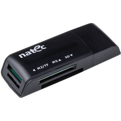 Czytniki kart flash NATEC ELECTRO.pl