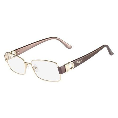 Okulary korekcyjne sf 2124r 717 Salvatore ferragamo