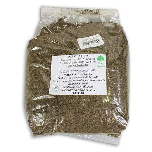 Horeca - pozostałe Pieprz czarny mielony bio 1 kg - horeca (dary natury) (5902448168821)