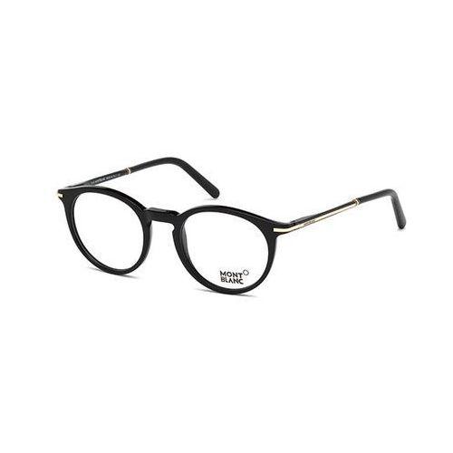 Okulary Korekcyjne Mont Blanc MB0625 A01