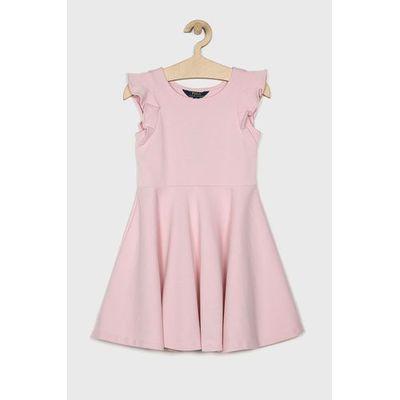 b4ed765af2 Polo ralph lauren - sukienka dziecięca 128-176 cm ANSWEAR.com