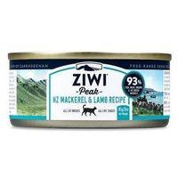 daily cat mokra karma dla kotów z makrelą i jagnięciną 85g marki Ziwipeak