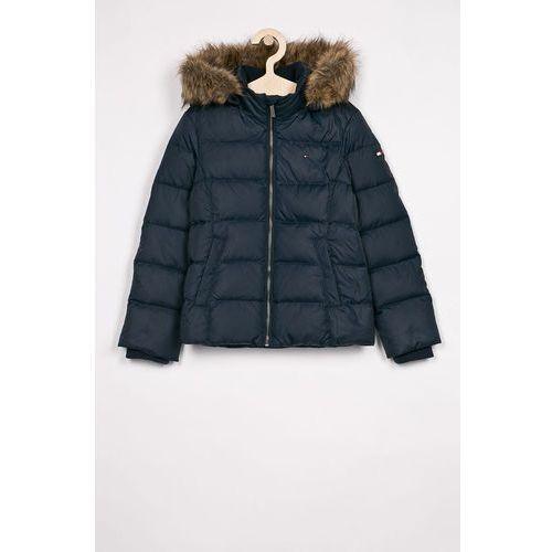 - kurtka puchowa dziecięca 128-176 cm marki Tommy hilfiger