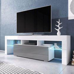 Stoliki RTV  High Glossy Furniture Meble Pumo