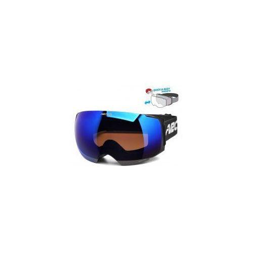 Gogle narciarskie g 105 d niebieski revo marki Arctica