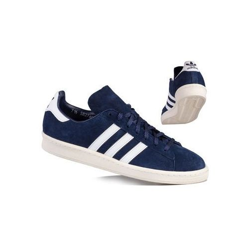 Adidas Campus 80s Japan Pack Vntg S82740 - Granatowy