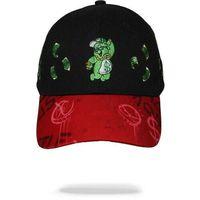 czapka z daszkiem SPRAYGROUND - Money Bear Raining Money $ Hat (000)