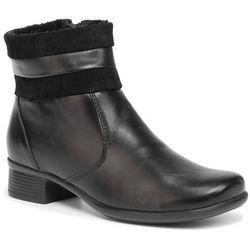 Botki - 961070 schwarz 1 marki Comfortabel