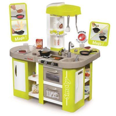Kuchnie Zabawki Smoby Kuchnia Tefal French Touch Ceny
