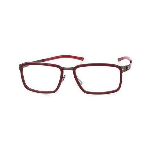 Okulary korekcyjne d0016 pierre g. graphite-very-berry-matt Ic! berlin