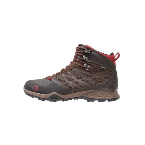 The North Face HEDGEHOG HIKE GTX Buty trekkingowe demitasse brown/rudy red, T0CDF5