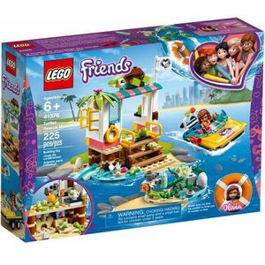 41376 NA RATUNEK ŻÓŁWIOM (Turtles Rescue Mission) KLOCKI LEGO FRIENDS