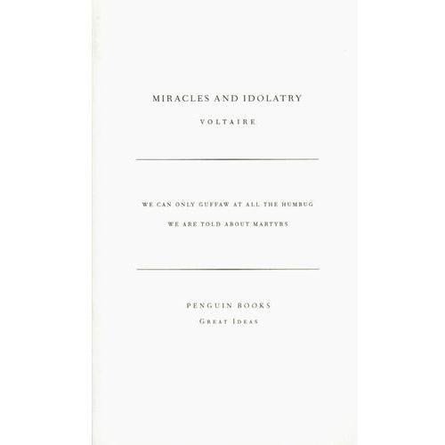 Miracles and Idolatry (128 str.)