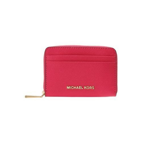 MICHAEL Michael Kors MONEY PIECES CARD CASE Portfel ultra pink, 32H7GF6Z5L