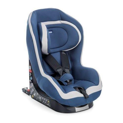 Chicco Fotelik samochodowy 9-18 kg go-one isofix blue