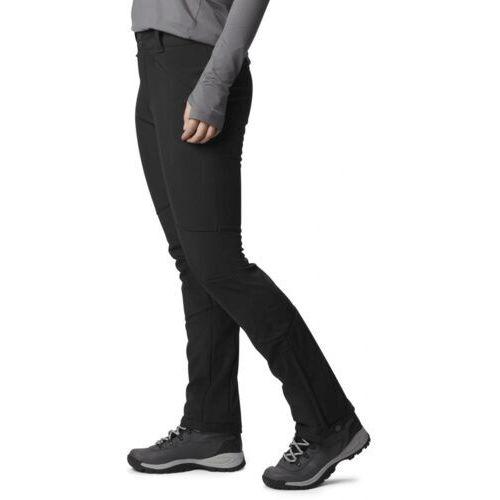 damskie spodnie narciarskie roffe ridge iii 4 czarne marki Columbia