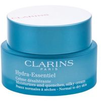 Clarins Hydra-Essentiel krem do twarzy na dzień 50 ml tester dla kobiet (7775562295746)