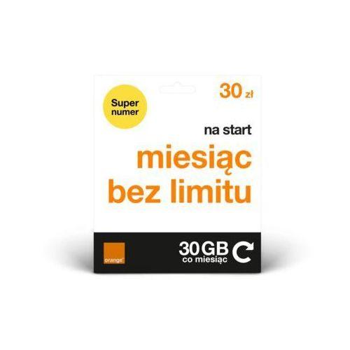 Orange Starter starter free 30