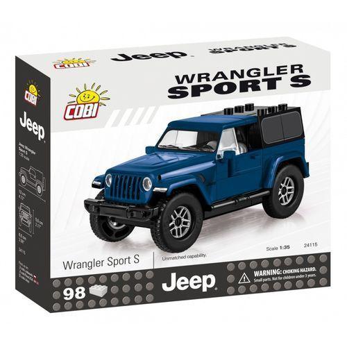 Klocki Jeep Wrangler Sport S - DARMOWA DOSTAWA OD 199 ZŁ!!!