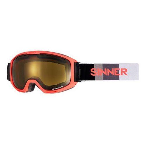 Sinner Gogle narciarskie mohawk sintec/trans+ sigo-167 polarized 60-pc1