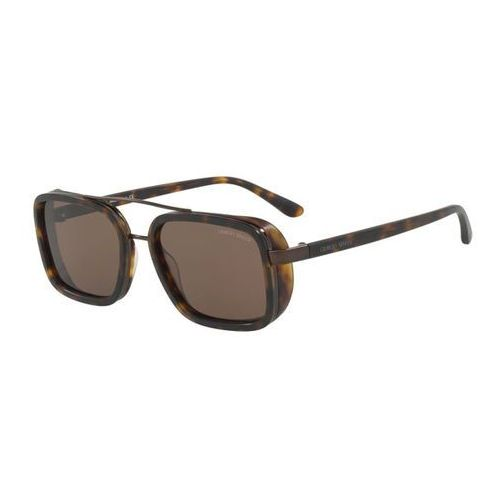 Okulary Słoneczne Giorgio Armani AR6063 319173, kolor żółty