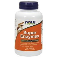Tabletki Now Foods Super Enzymes 90 tabl.