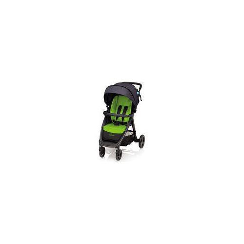 W�zek spacerowy Clever Baby Design (zielony)