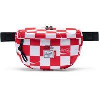 nerka HERSCHEL - Coca Cola Nineteen Red/White Checkerboard (03927) rozmiar: OS