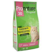 cat original kitten karma dla kociąt 340g/2.72kg/20kg marki Pronature