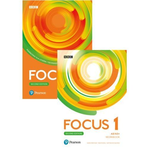 Focus Second Edition 1 Student's Book + Digital Resources (2019)