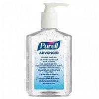 Żel do dezynfekcji chirurgicznej i higienicznej advanced - butelka 300ml z pompką marki Purell
