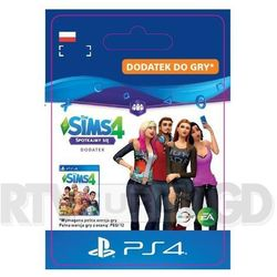 The Sims 4 - Spotkajmy Się [kod aktywacyjny] PS4, SCEE-XX-S0040533