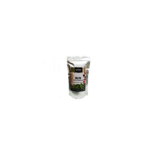 MSM - Siarka Organiczna - Dimetylosulfon - 200g, 500g, 1kg / Swojska Piwniczka