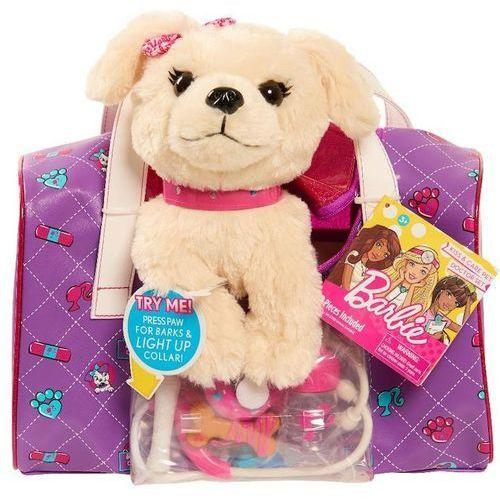 Zabawka JUST PLAY Barbie Torba opiekunki zwierząt (jasny)