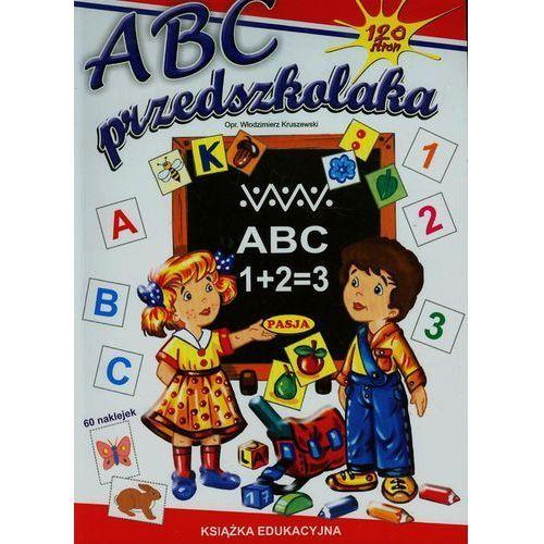 Abc przedszkolaka. Książka edukacyjna - Włodzimierz Kruszewski (2015)