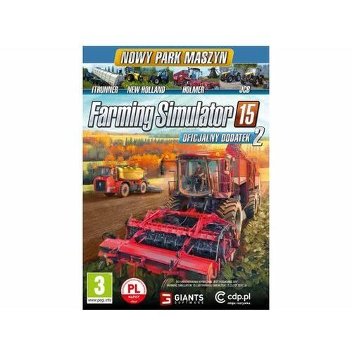 Dodatek do gry Farming Simulator 15 Oficjalny dodatek 2