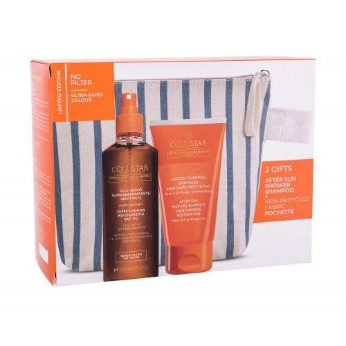 Collistar special perfect tan supertanning moisturizing dry oil zestaw - Bardzo popularne