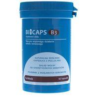 BICAPS B3 - 500 mg niacyny (60 porcji) (5902768866728)
