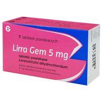 Lirra Gem tabl.powl. 5 mg 7 tabl.