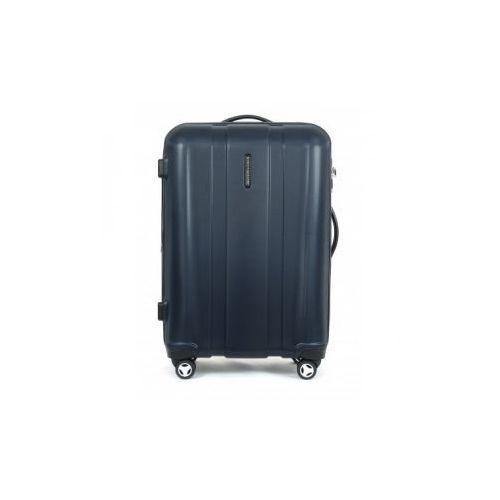 Zetmark Marco viaggiatore model mv003 walizka duża 4 koła materiał abs zamek szyfrowy