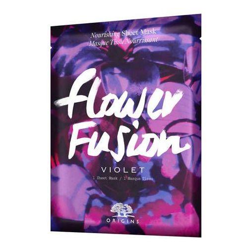Flower Fusion - Hydrating sheet mask