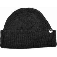 czapka zimowa DRAGON - Dr Cool Beans Beanie Black (001)