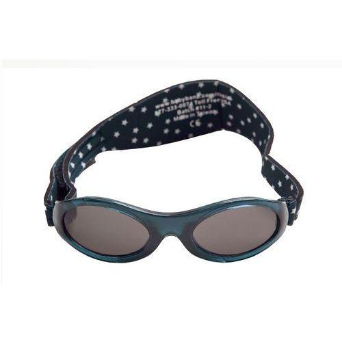 Okulary przeciwsłoneczne dzieci 0-2lat UV400 BANZ - Navy Star