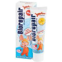 ® junior 50ml – najlepsza i jedyna pasta dla dzieci, która wzmacnia i remineralizuje szkliwo, dzięki działaniu cząsteczek microrepair®, o nowym smaku tutti-frutti. marki Biorepair