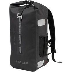 XLC Commuter Backpack waterproof, black 2019 Plecaki rowerowe