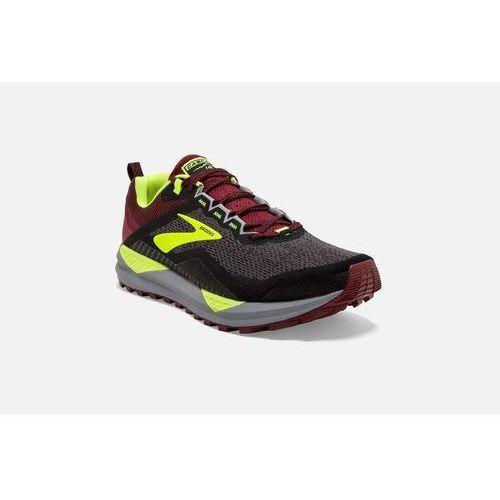 Meskie buty do biegania w terenie brooks cascadia 14 1103101d031 marki Brooks running