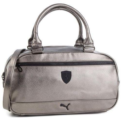 a399b14b52f Torebka - Sf Ls Handbag 075595 01 Metallic, kolor szary (Puma)