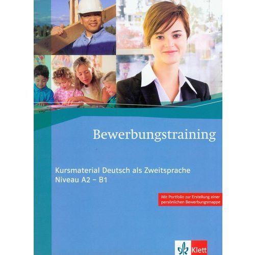 Bewerbungstraining Kursmaterial Deutsch Als Zweitsprache, oprawa miękka