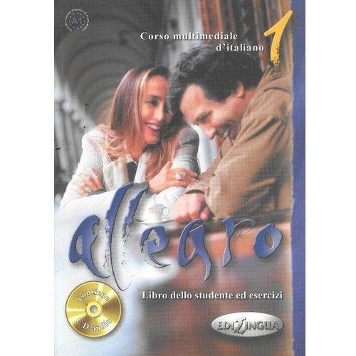 Allegro 1 Libro dello studente ed esercizi + CD (200 str.)