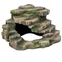 Trixie skałka narożna z jaskinia i platformą 26 x 20 x 26 cm - darmowa dostawa od 95 zł! (4011905761961)